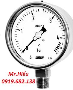 Đồng hồ áp suất WISE P256