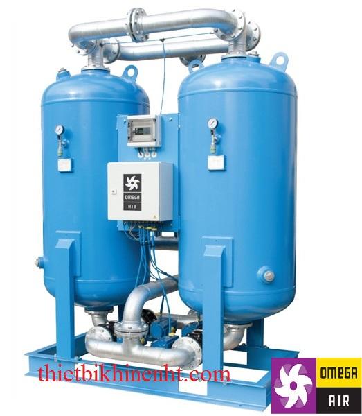 Máy sấy khí hấp thụ Omega F - Dry