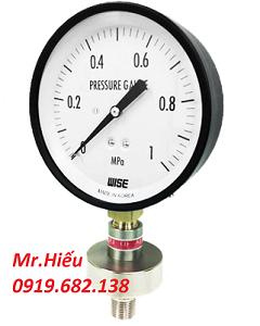 Đồng hồ áp suất màng WISE P170