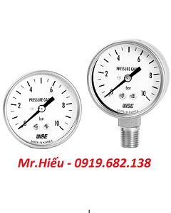 Đồng hồ áp suất WISE P221