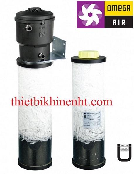 Bộ tách nước dầu Omega Air WOSm