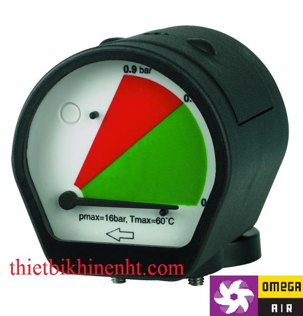 Đồng hồ chênh áp MDM60 Omega Air