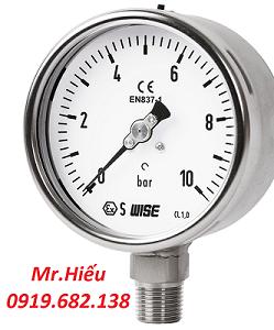 Đồng hồ áp suất WISE P257