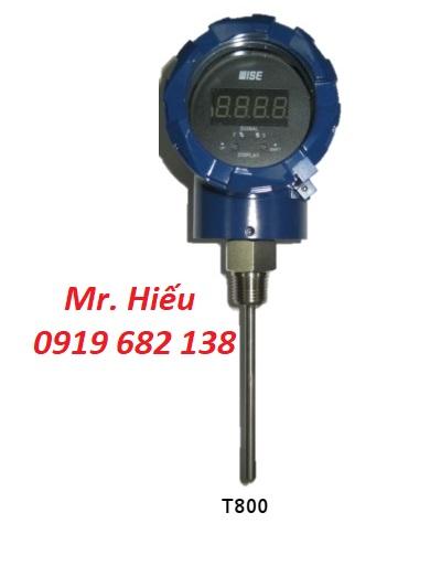 Cảm biến nhiệt độ WISE T800