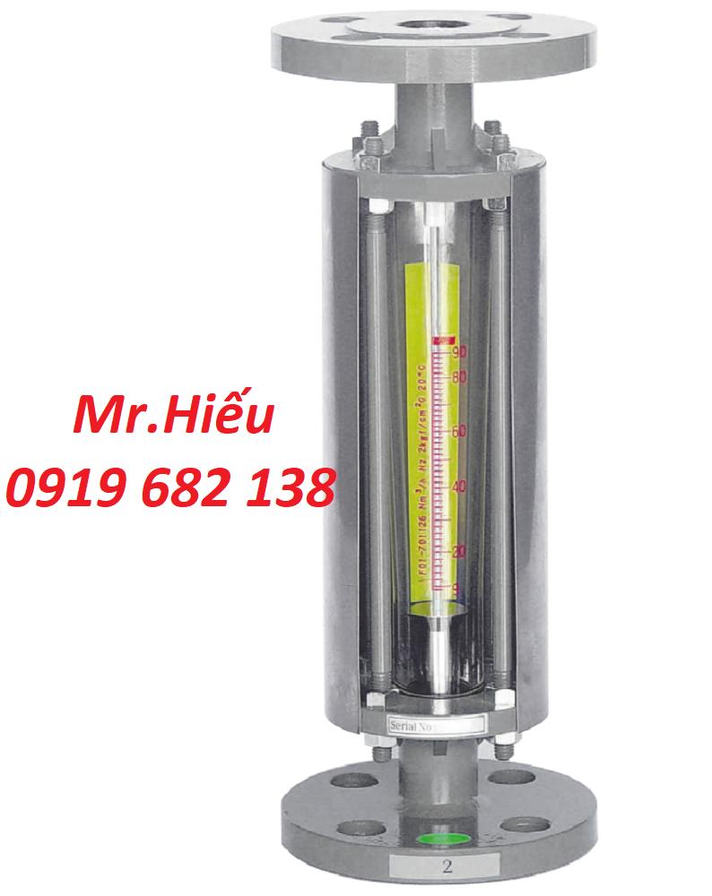 Ống đo lưu lượng WISE F809