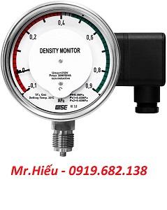 Đồng hồ áp suất khí SF6 điều khiển điện WISE P590