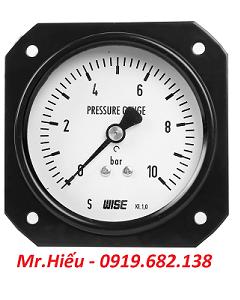 Đồng hồ áp suất WISE P163