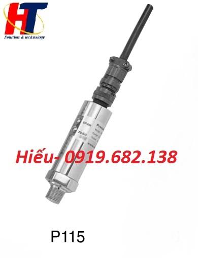 Cảm biến áp suất WISE P115