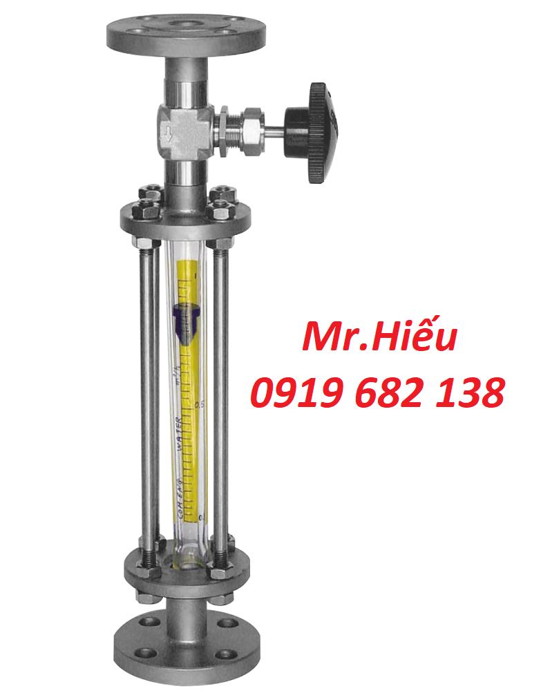 Ống đo lưu lượng WISE F810