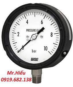 Đồng hồ áp suất WISE P359