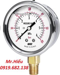 Đồng hồ áp suất WISE P254