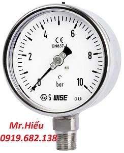 Đồng hồ áp suất WISE P252