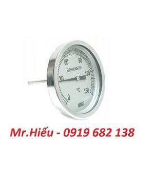 Đồng hồ nhiệt độ WISE T114 dải đo 0~150 độ C