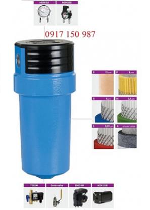 Bộ lọc đường ống cao áp Omega Air HF