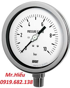 Đồng hồ áp suất WISE P222