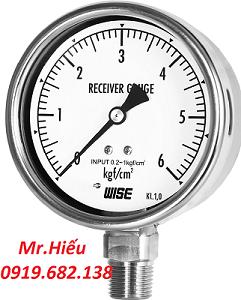 Đồng hồ áp suất WISE P228