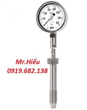 Đồng hồ áp suất WISE P740