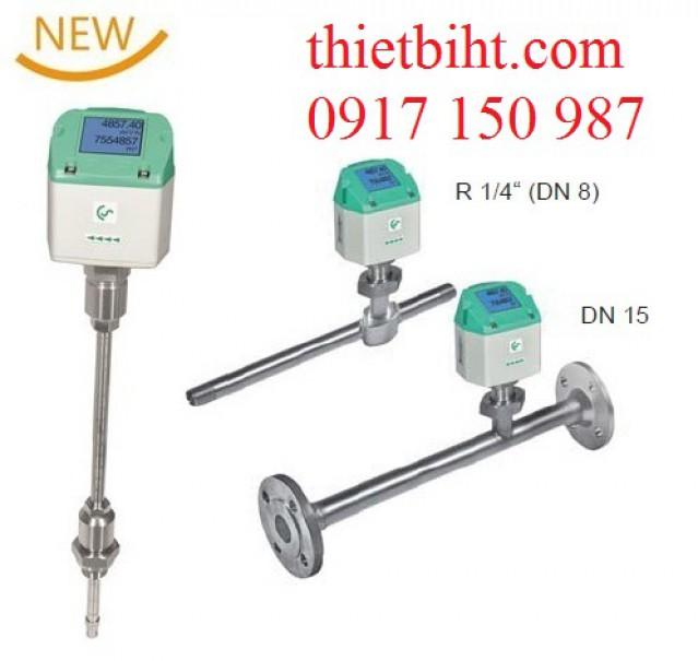 Đồng hồ đo lưu lượng khí nén, khí CO2, O2,...